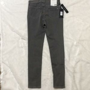 rag & bone Jeans - rag & bone Coated Rin High Rise Jeans NWT